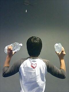 肩の筋トレ ショルダープレス 1