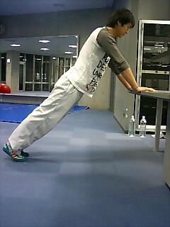 胸の筋トレ プッシュアップ(腕立て伏せ) 7