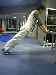 胸の筋トレ プッシュアップ(腕立て伏せ) 9